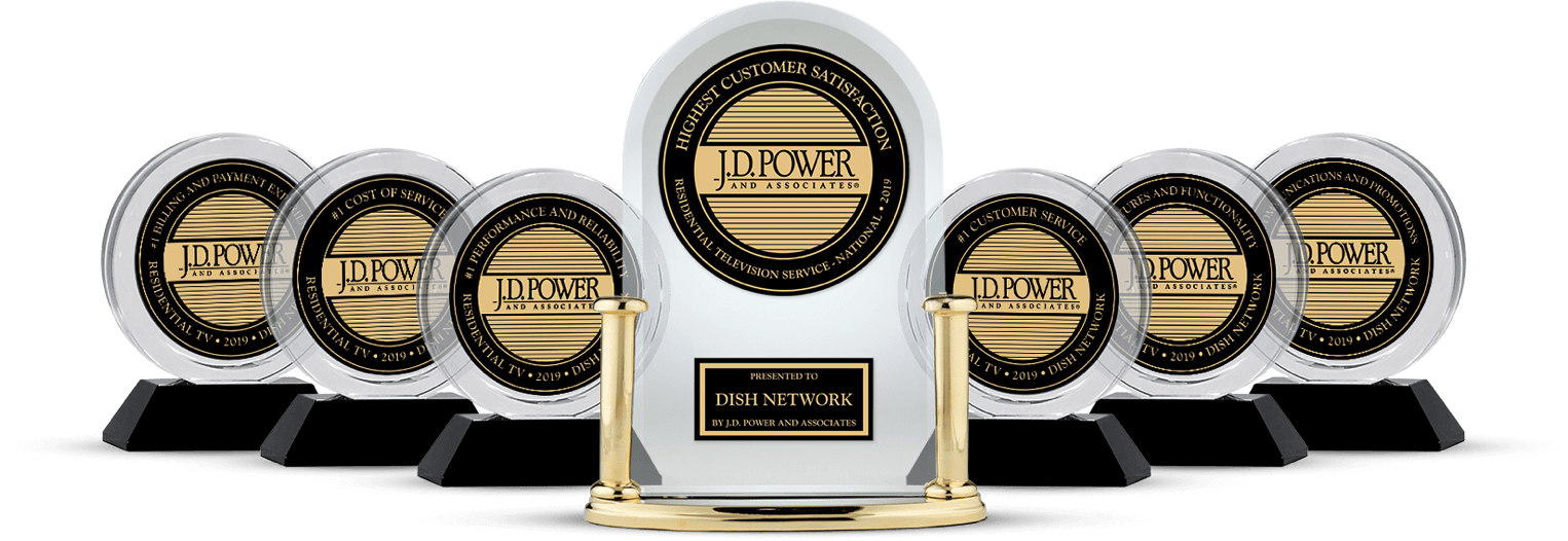 DISH Customer Satisfaction - Ranked #1 by JD Power - Blue Sky Satellite in Lawrence, Kansas - DISH Authorized Retailer