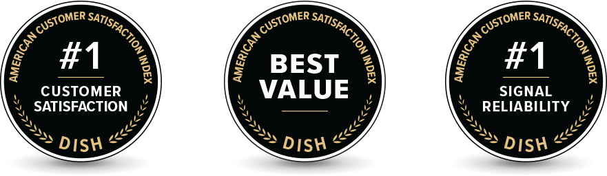 DISH Ranked #1 in Customer Satisfaction - Blue Sky Satellite - DISH Authorized Retailer