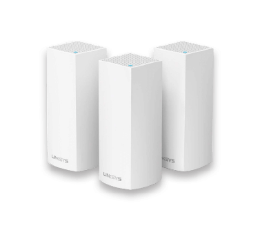 DISH Smart Home Services - Linksys Velop Mesh Router - Lawrence, Kansas - Blue Sky Satellite - DISH Authorized Retailer