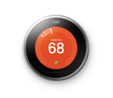 DISH Smart Home Services - Nest Learning Thermostat - Lawrence, Kansas - Blue Sky Satellite - DISH Authorized Retailer
